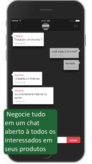 Negocios a parte screenshot 4
