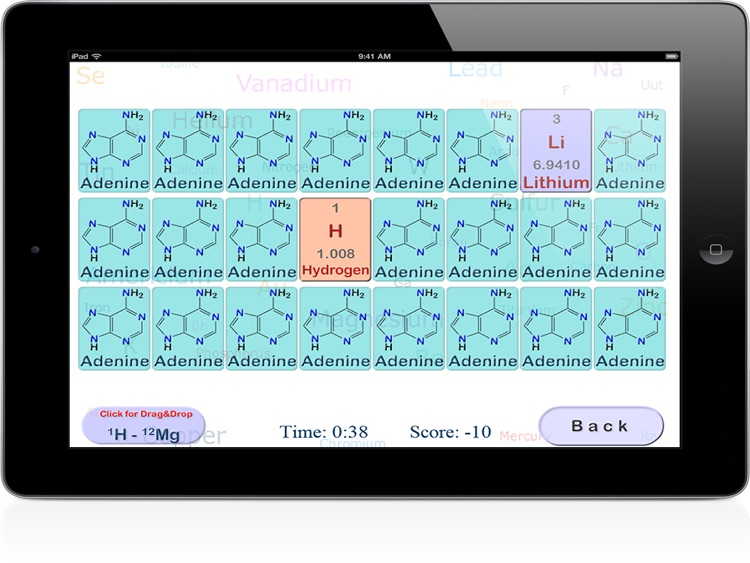 PairPlay Periodic Table For iPad screenshot-4
