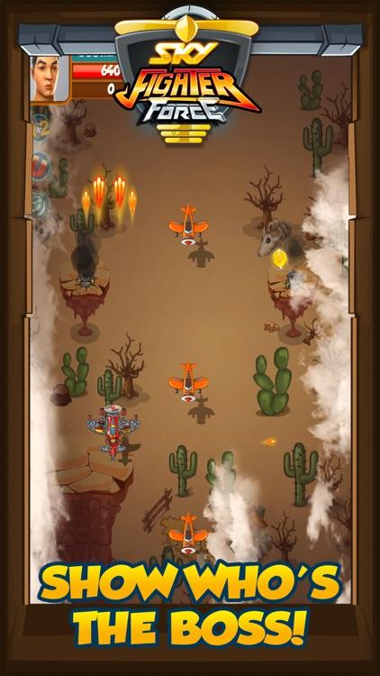 Sky fighter Force : War Games screenshot-5