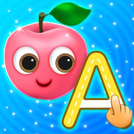 Learn Alphabets Word Activity iOS App