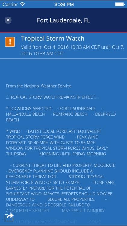 SFLCW Weather Funcast screenshot-4