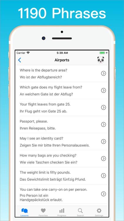 Learn German + screenshot-3