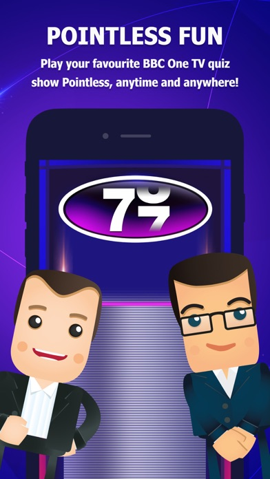 Screenshot for Pointless Quiz in United Kingdom App Store