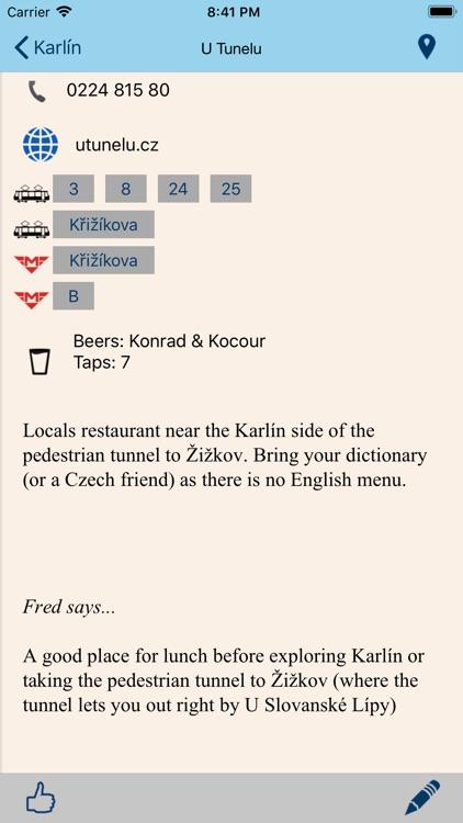 Beer Guide Prague screenshot-4
