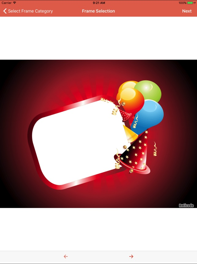 Geburtstag Bilderrahmen Pro im App Store