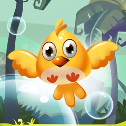 Birdon Jungle -  Fun, Jump & Dash Up To The Sky