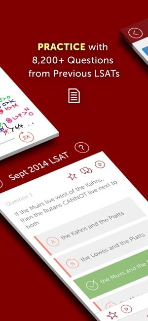 Lsatmax lsat prep en app store malvernweather Image collections