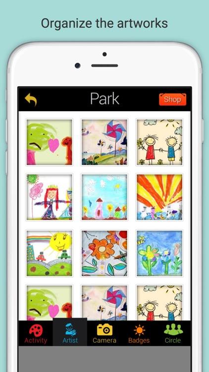 Canvsly - Save Kids Artwork screenshot-3