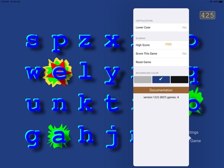 abcJump: the ABC Alphabet game