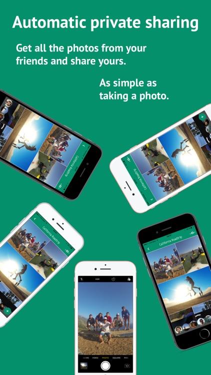 SHPACK - Travel photo sharing screenshot-0
