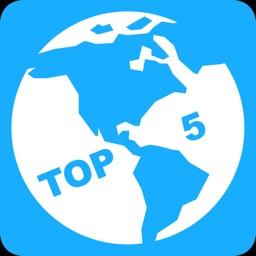 Travel Top 5: Europe