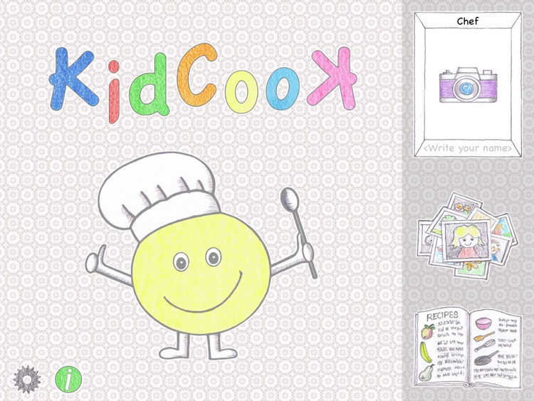 KidCook screenshot-0