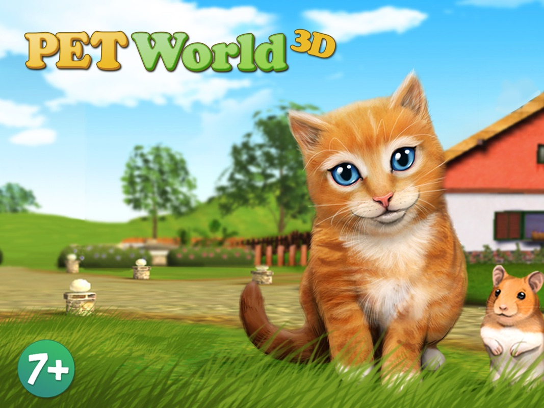 pet world game online