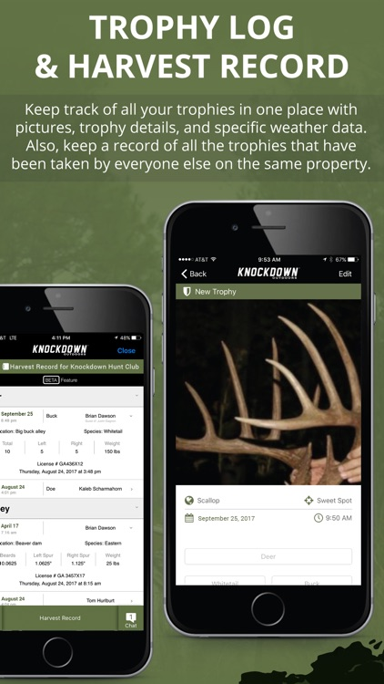 Knockdown Outdoors Hunting App screenshot-3