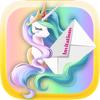 Unicorn Invitations Card Maker