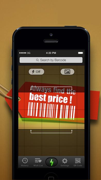 cancel 퀵 스캔 - 모든 제품의 최저 가격을 찾으세요! Android 용