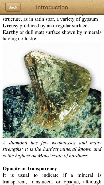 Minerals & Gemstones screenshot-3