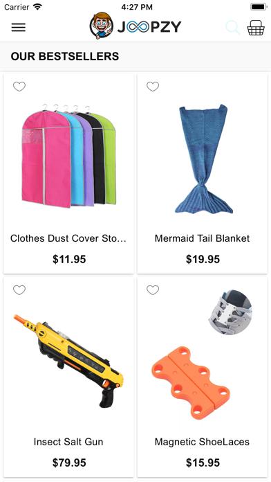 Joopzy - Gadget Shop screenshot 1