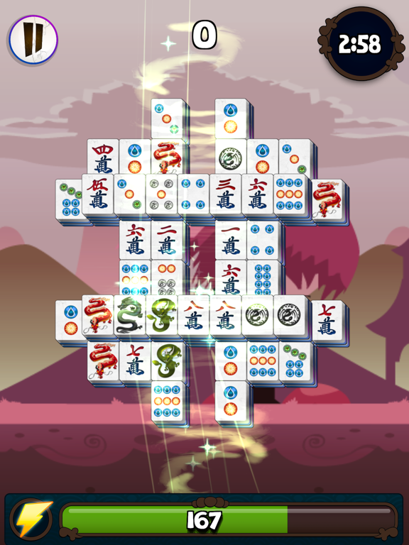 3 Minute Mahjong screenshot 9