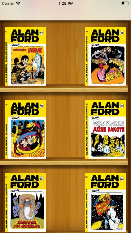 Alan Ford 2 (KLASIK) screenshot-2