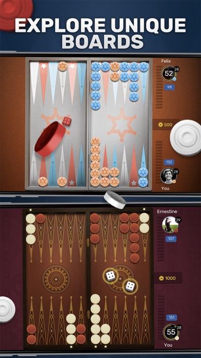 download Backgammon Go: Live Tournament indir ücretsiz - windows 8 , 7 veya 10 and Mac Download now