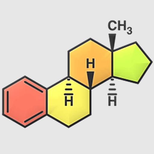 Steroids - Chemical Formulas