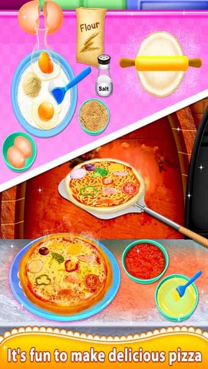 Italian Food Chef Cooking