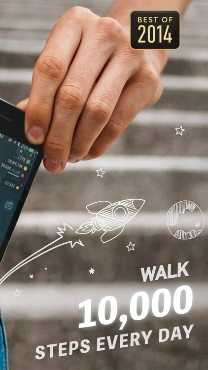 Walkr - A Gamified Fitness App