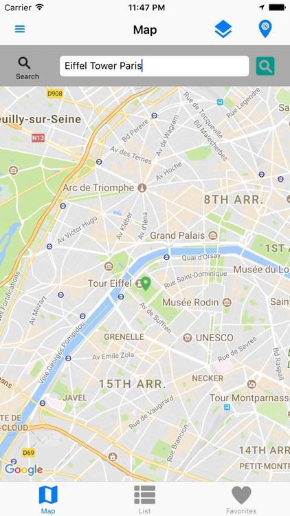 Locator - Find Places