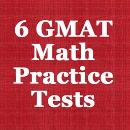 6 GMAT Practice Tests (Math)