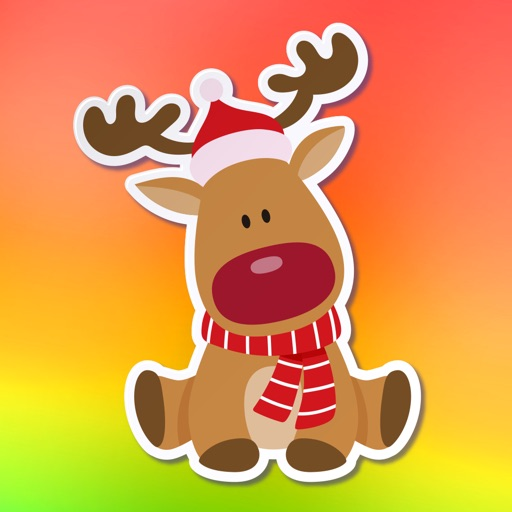 Cute XMAS Sticker
