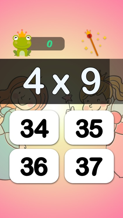 Fairy Math - 3rd Grade