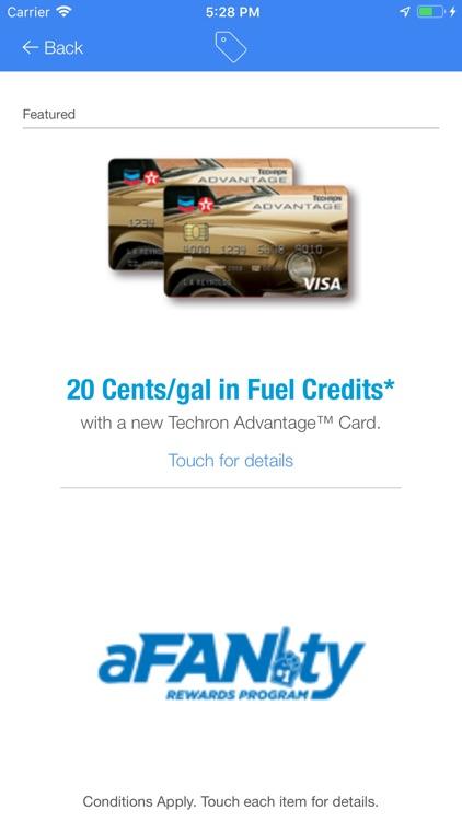 Chevron Station Finder screenshot-5