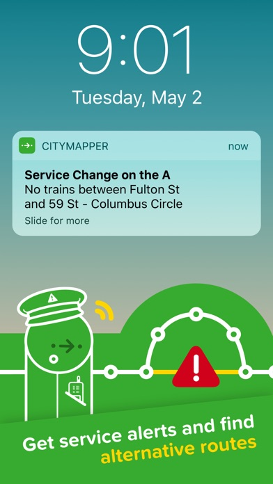 download Citymapper Transit Navigation apps 0