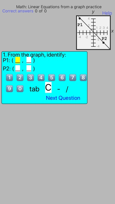Linear Equations from a graph   App Price Drops
