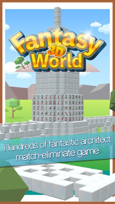 Fantasy World 3D screenshot one