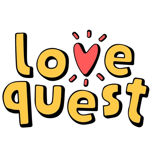 Love Quest Sticker Pack