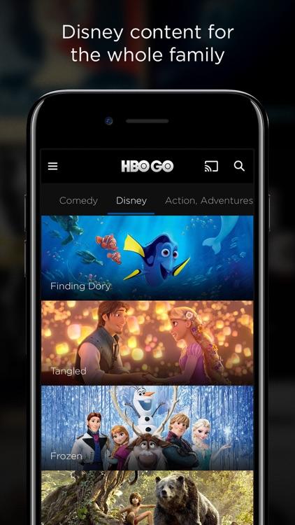 HBO GO screenshot-4