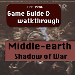 Guide for Middle-earth: Shadow