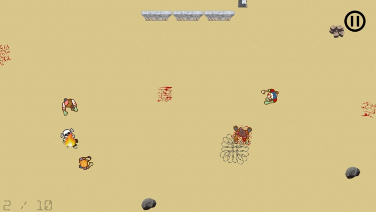 Zombie Quest screenshot-0