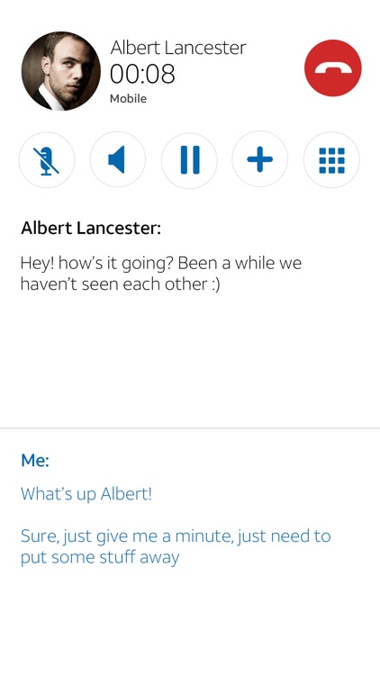 AT&T Real-Time Text screenshot-3