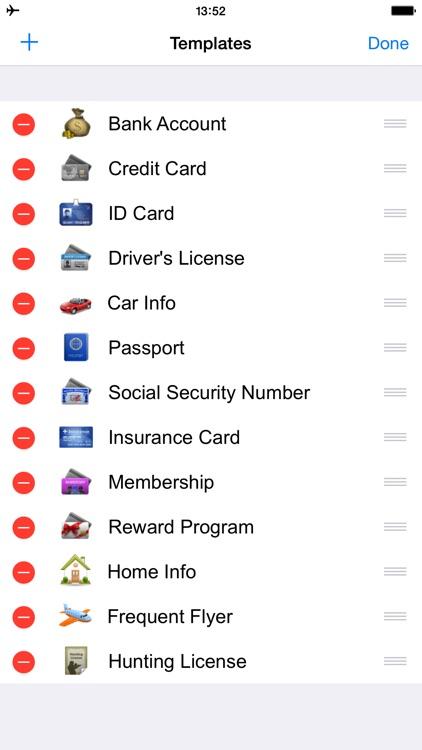 Password Manager Keep Safe App