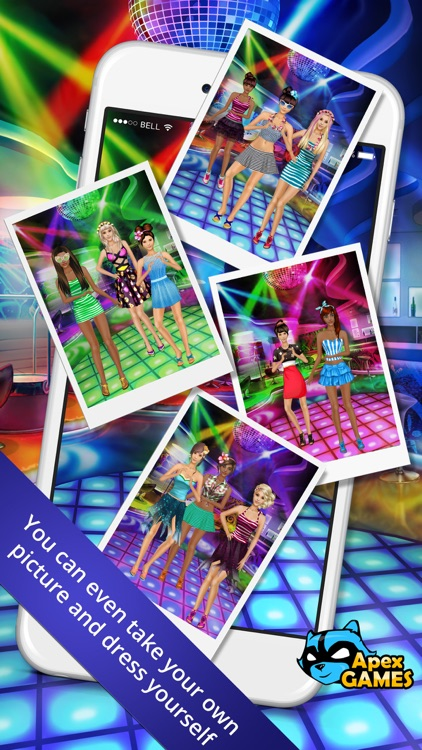 Dress up party game for girls by appriqa dress up party game for girls solutioingenieria Choice Image