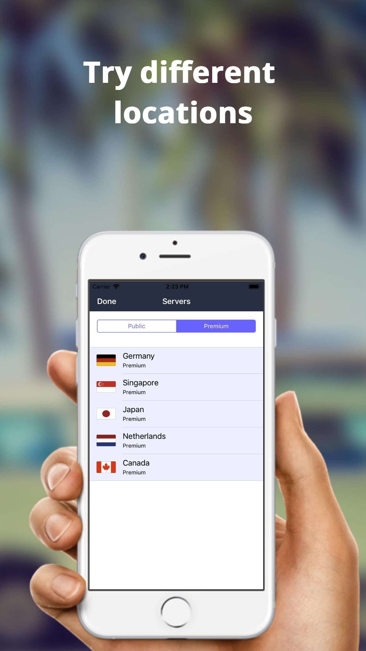 Gringo VPN - Network Security Screenshot