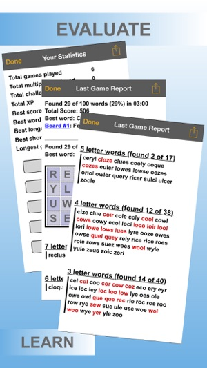 Word shaker hd on the app store screenshots expocarfo Image collections