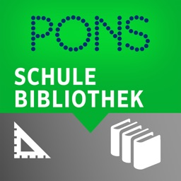 PONS School Library - Dictionaries and study aids