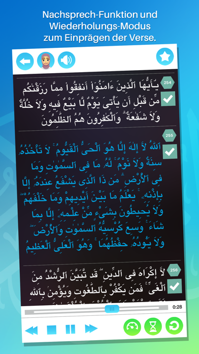 messages.download Koran Lernen software