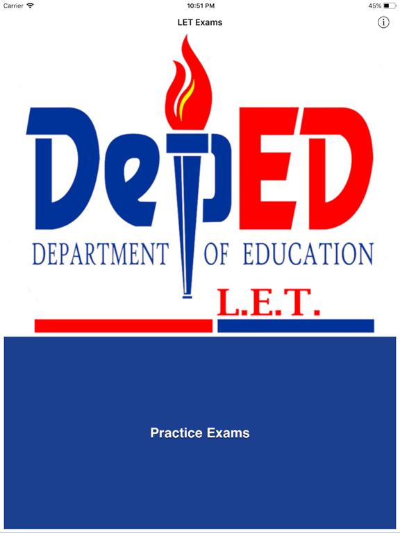 LET Exams - Philippinesのおすすめ画像2
