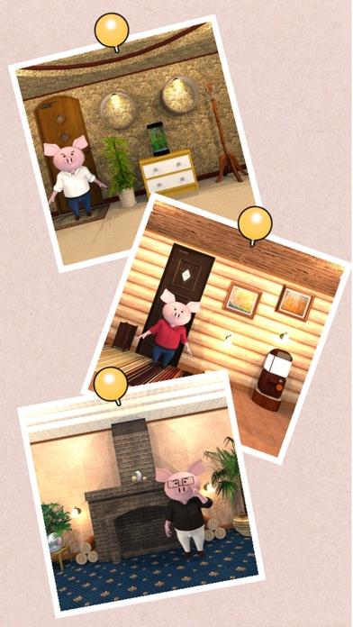 脱出ゲーム 三匹の豚紹介画像2