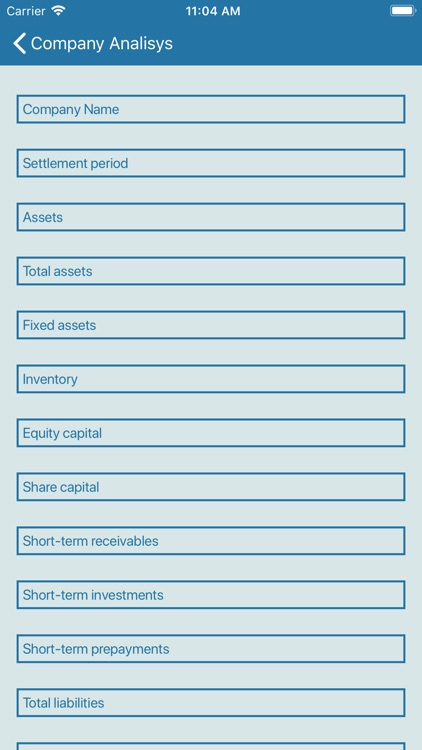 Company Analysis screenshot-4